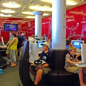 Интернет-кафе Красной Горы