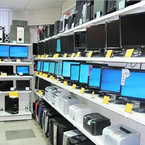 Компьютерные магазины Красной Горы