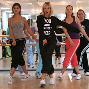 Школы танцев Красной Горы