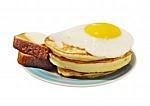 Ресторан Анастасия гостиница Славянская - иконка «завтрак» в Красной Горе